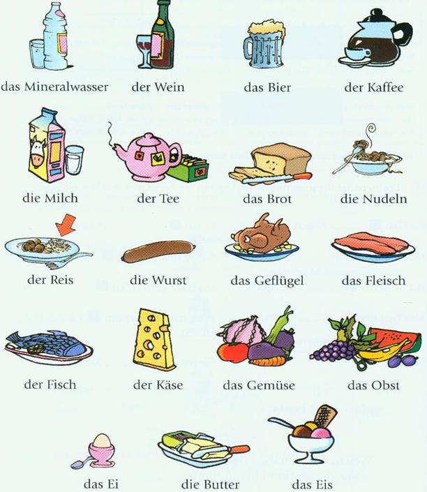 Описание гостиницы на немецком языке