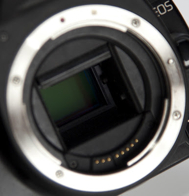 DSLR Image Sensor