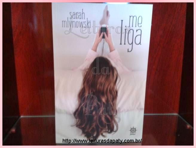 Livro Me Liga - Editora Galera Record