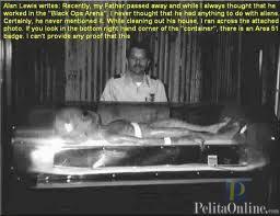 CIA Akui Adanya Area 51 untuk Penelitian UFO dan Alien