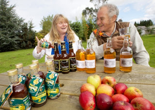 Highbank Orchard are part of the first Irish Food Tour in Kilkenny