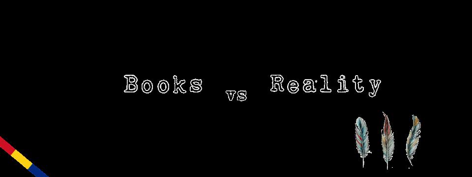 Books vs Reality