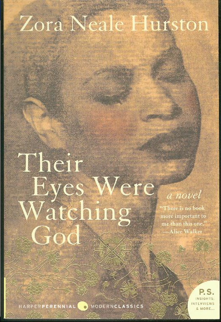 an overview of the novel their eyes were watching god by zora neale hurston