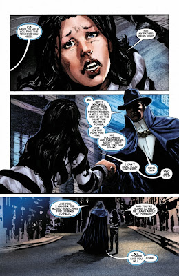 Page 9 of The Phantom Stranger from DC Comics