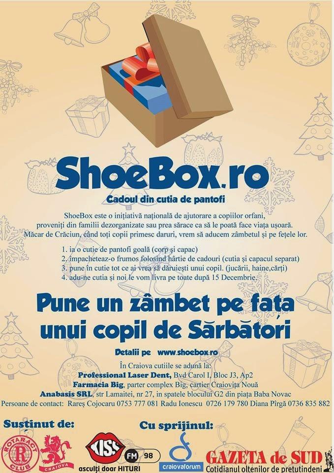 ShoeBox 2014 Craiova
