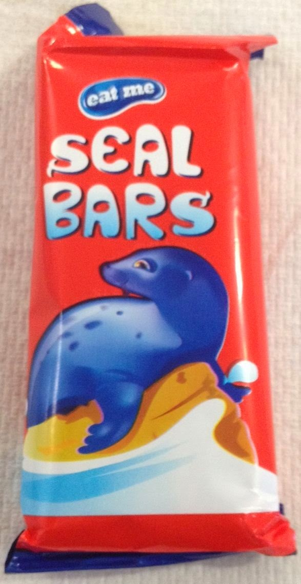 FOODSTUFF FINDS: Aldi Seal Bars - Chocolate Biscuits (@AldiUK ...