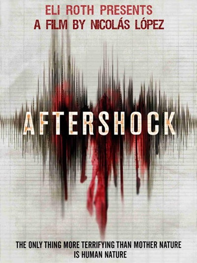 Aftershock DVDrip Latino 2012