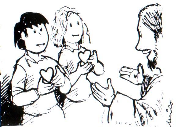 Familia Católica: AMOR Y AMISTAD CON DIOS Y A LOS DEMAS POR ÉL