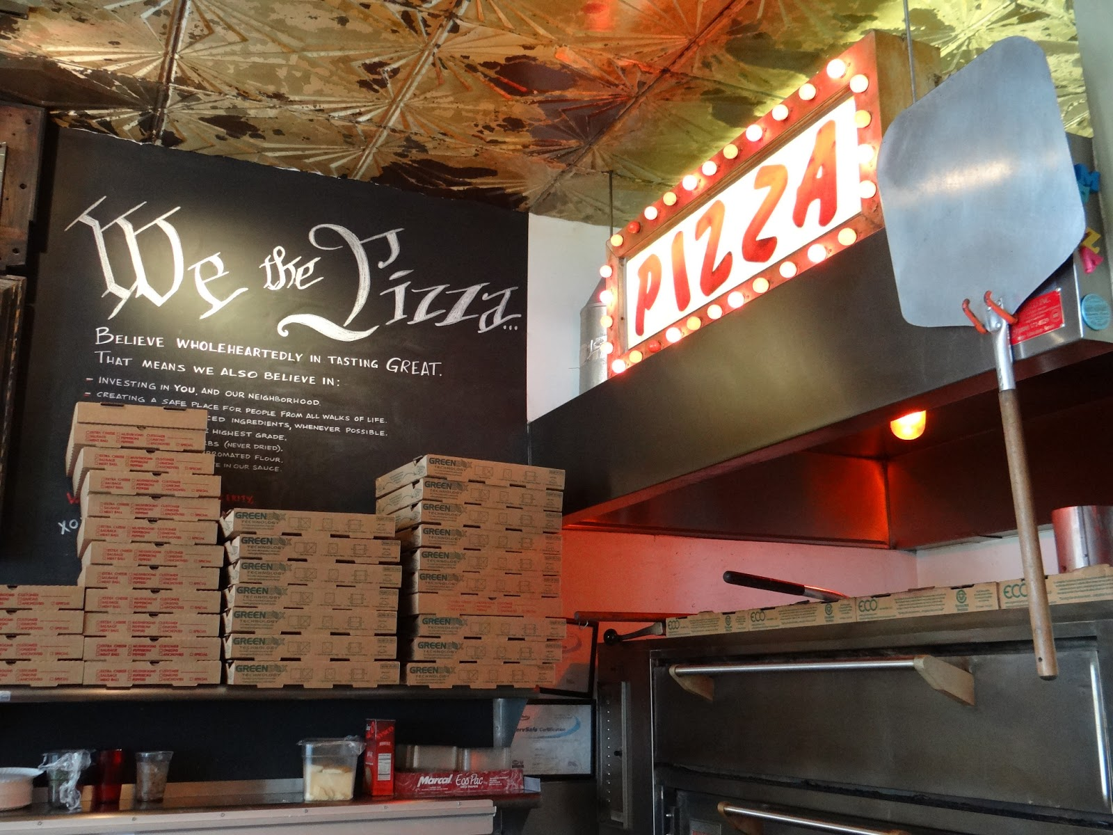 Pizza Shop Decor - Home Decorating Ideas