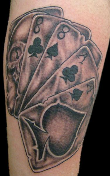 Free amazing styles playing cards tattoo designs photos for Card tattoo designs