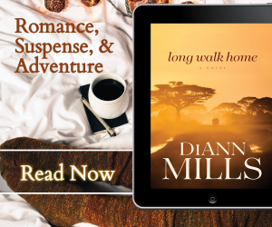 Don't Miss DiAnn Mills' New Book