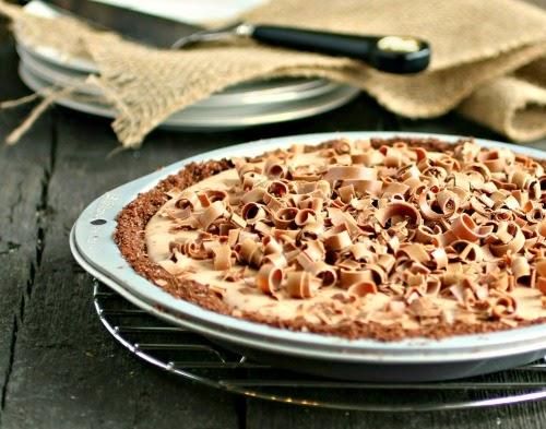 Chocolate Mousse Pie