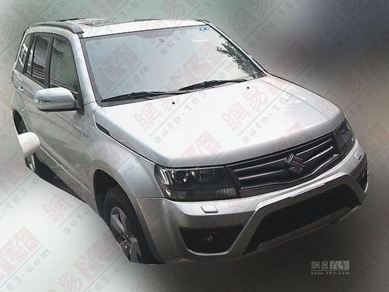 новая Suzuki Grand Vitara 2013