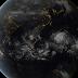 Impresionante imagen del tifón Haiyan/Yolanda