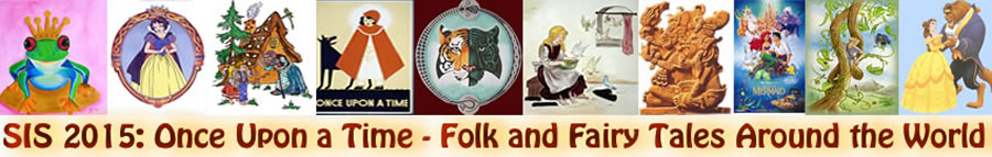 Folk and Fairy Tales around the World