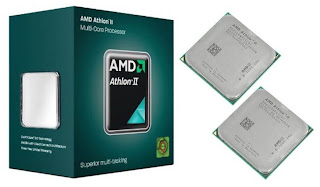 processor amd athlon ii series