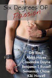 Six Degrees of Passion by Savannah Chase (Erotic)