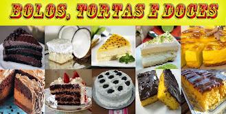 BOLOS E TORTAS E DOCES