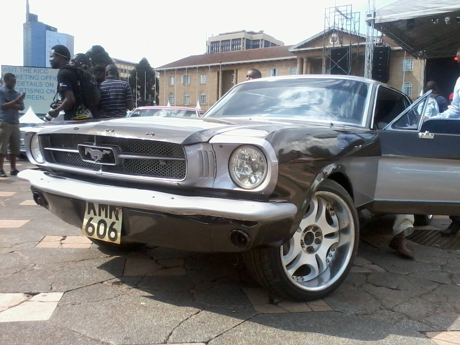 PHOTOS - Nairobi\'s Hottest Cars