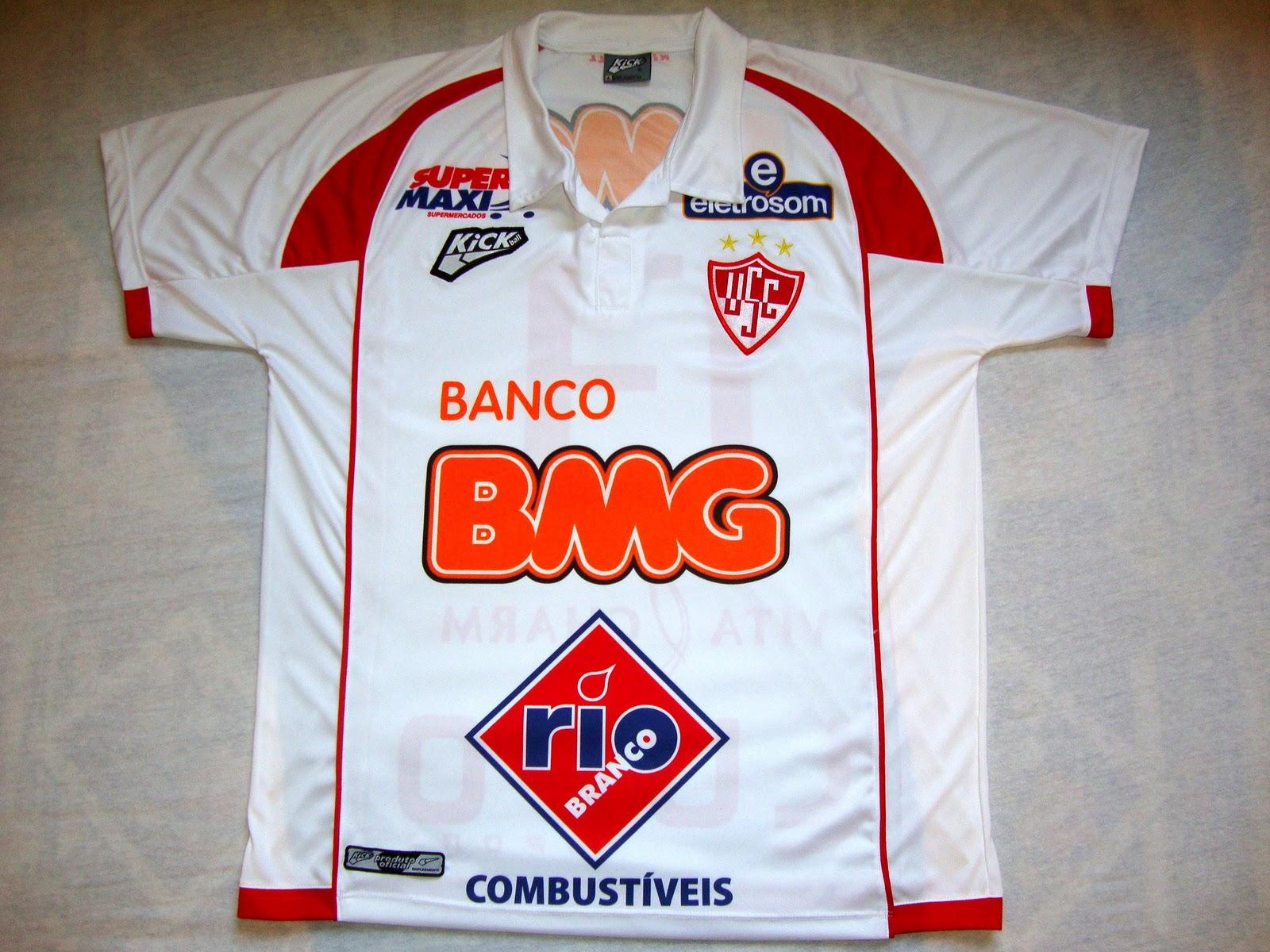 7c11d4761f Uberaba Sport Club (MG) - Show de Camisas