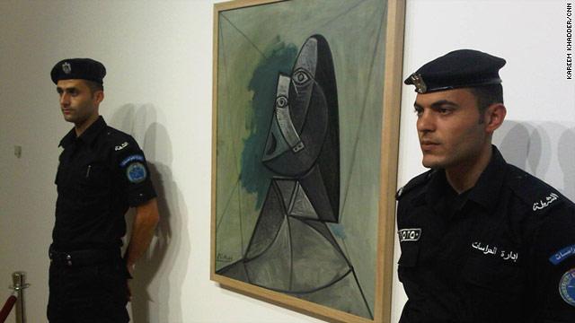 Picasso Comes To Palestine