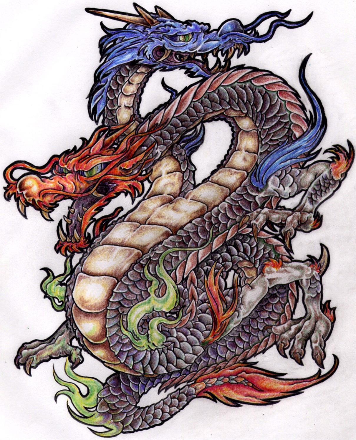 Baby Dragon Japanese Tattoos Baby Dragon Tattoos