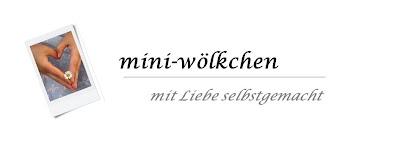mini - wölkchen