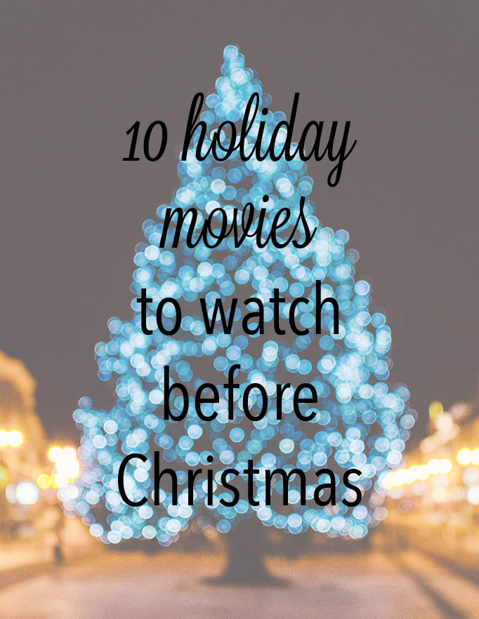 10 great (and cheesy) holiday movies to put you in the Christmas spirit