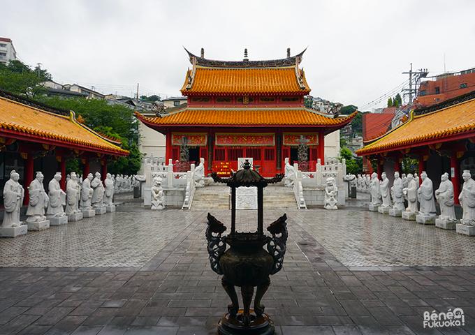 Temple Confucius, Nagasaki
