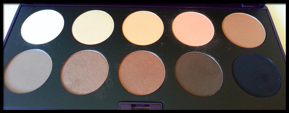 Neve Cosmetics - Palette Elegantissimi