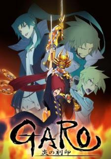 Garo: Honoo No Kokuin-Kỵ Sĩ Garo: Hỏa Viêm Khắc Ấn(2014)