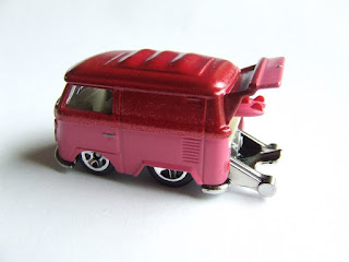 Hotwheels custom kombi