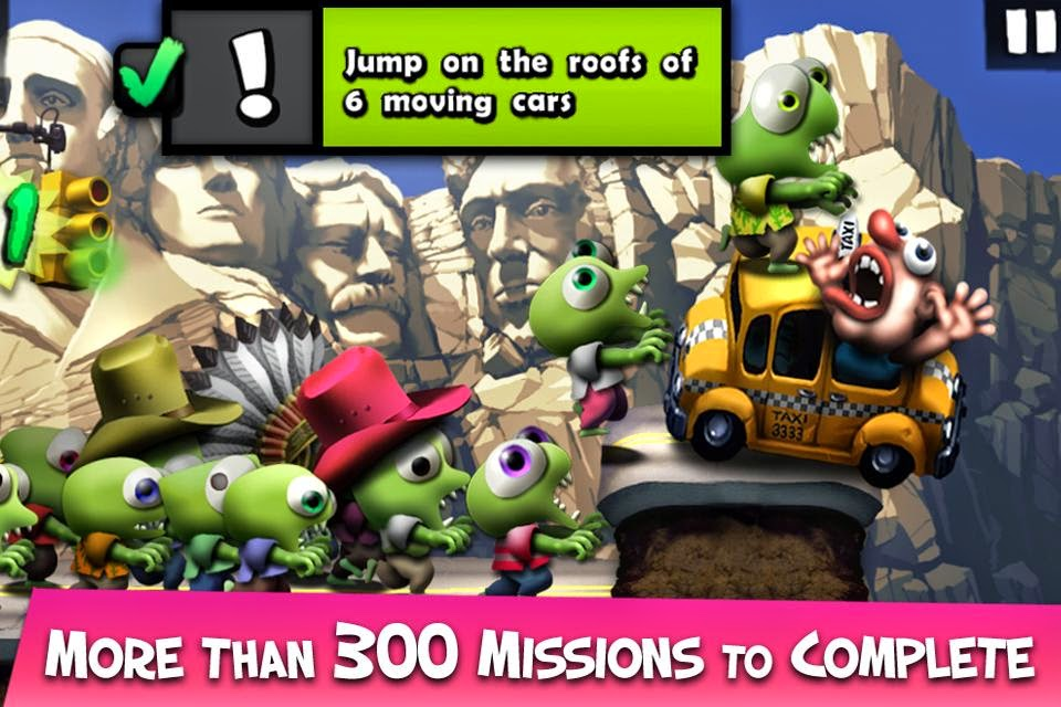 Zombie Tsunami full apk game