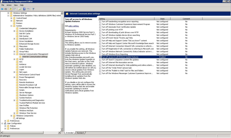 How To Disable Windows Update Using Gpo Tweaks4mypc