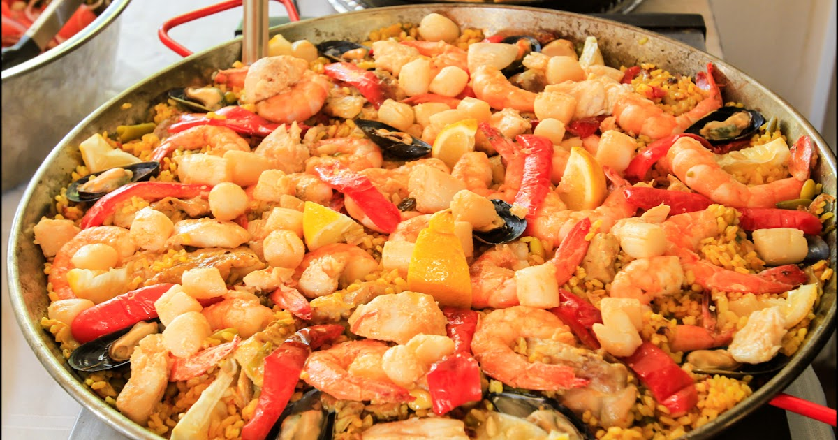 Native Foods Paella Recipe
