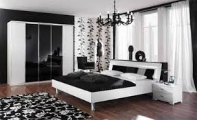 Black And White Bedroom Decorating Ideas Pictures