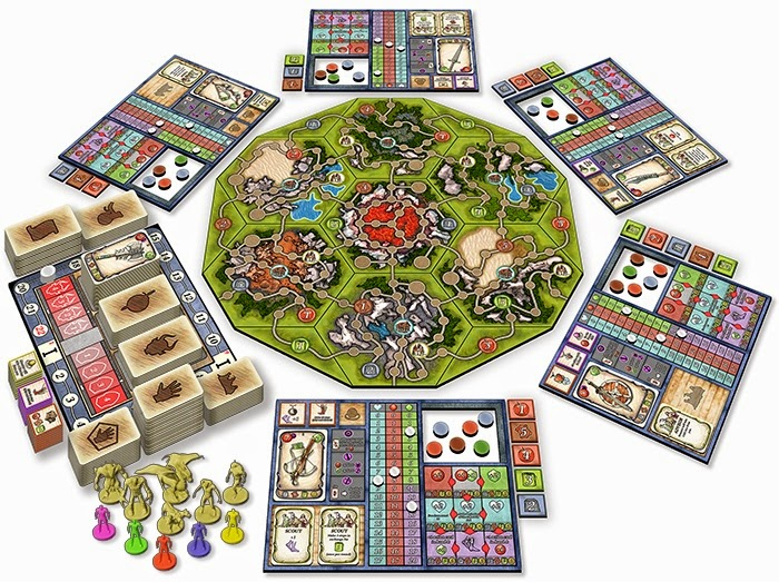 Arcasam: Beat The Dragon  board game news