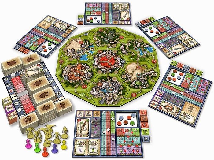 Arcasam: Beat The Dragon  board game news