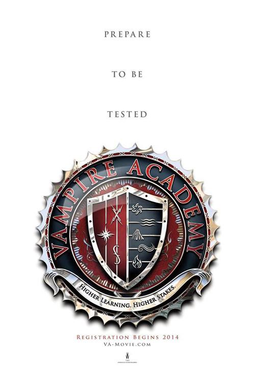 Vampire Academy póster