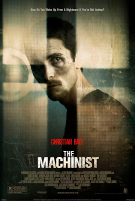 Watch The Machinist 2004 BRRip Hollywood Movie Online | The Machinist 2004 Hollywood Movie Poster
