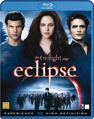 The Twilight Saga Eclipse (2010) 720 BRRip 768MB mkv Latino