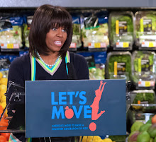 FLOTUS Salutes Walmart