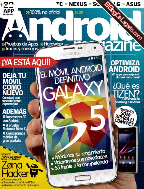 Android Magazine N. 29 Mayo 2014 - Que es Tizen?