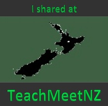 Teach Meet 2013