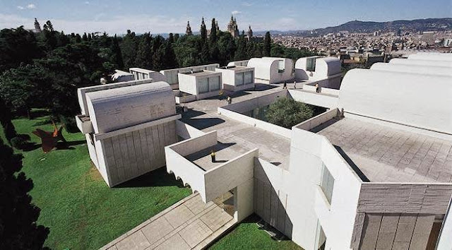 museu Fundació Miró em Barcelona