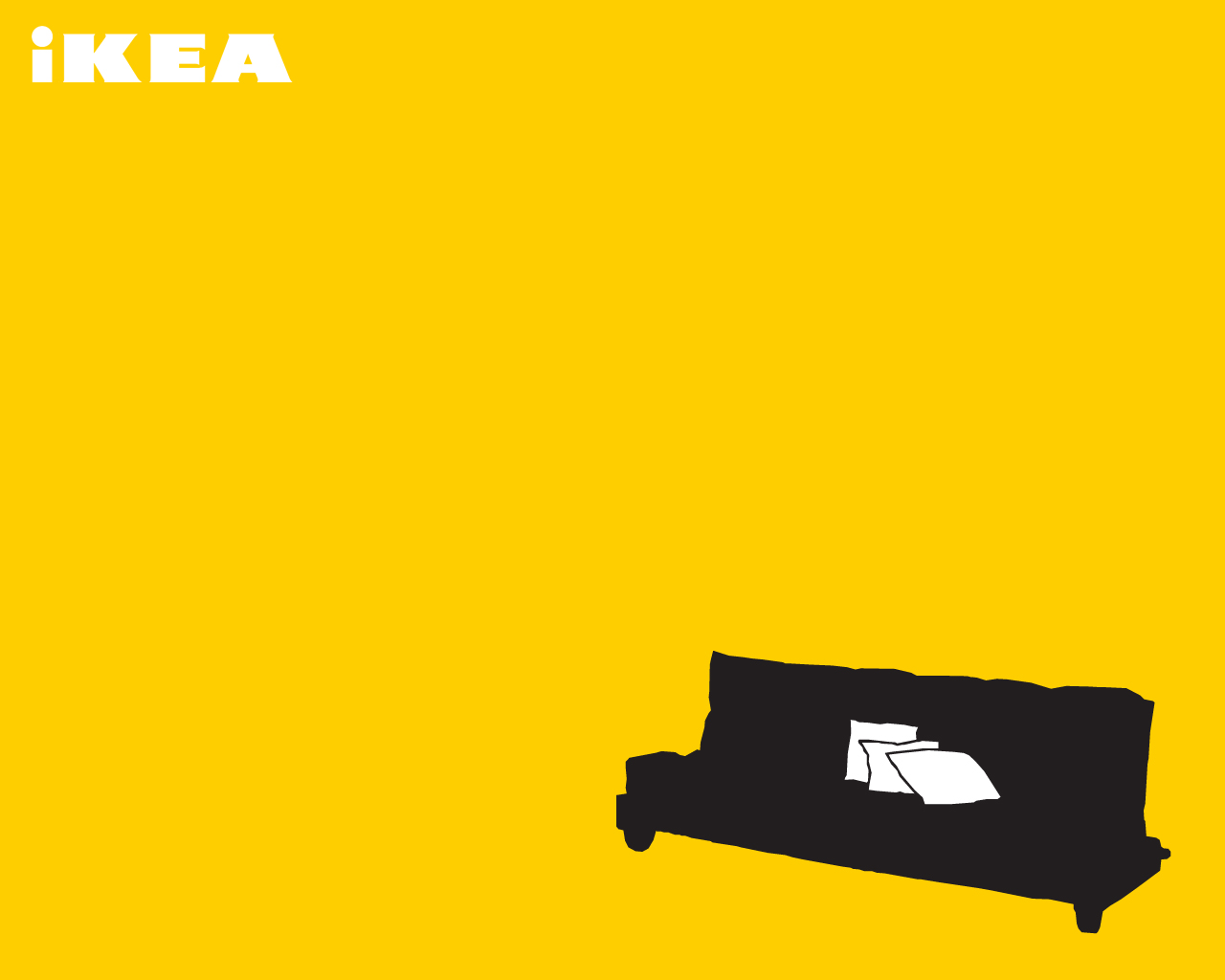 Artd 362 letterform waming final project ikea poster for Poster ikea