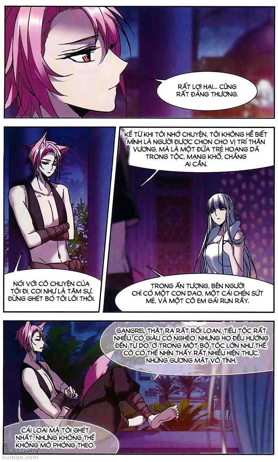 Huyết Tộc Cấm Vực chap 88 page 20 - IZTruyenTranh.com