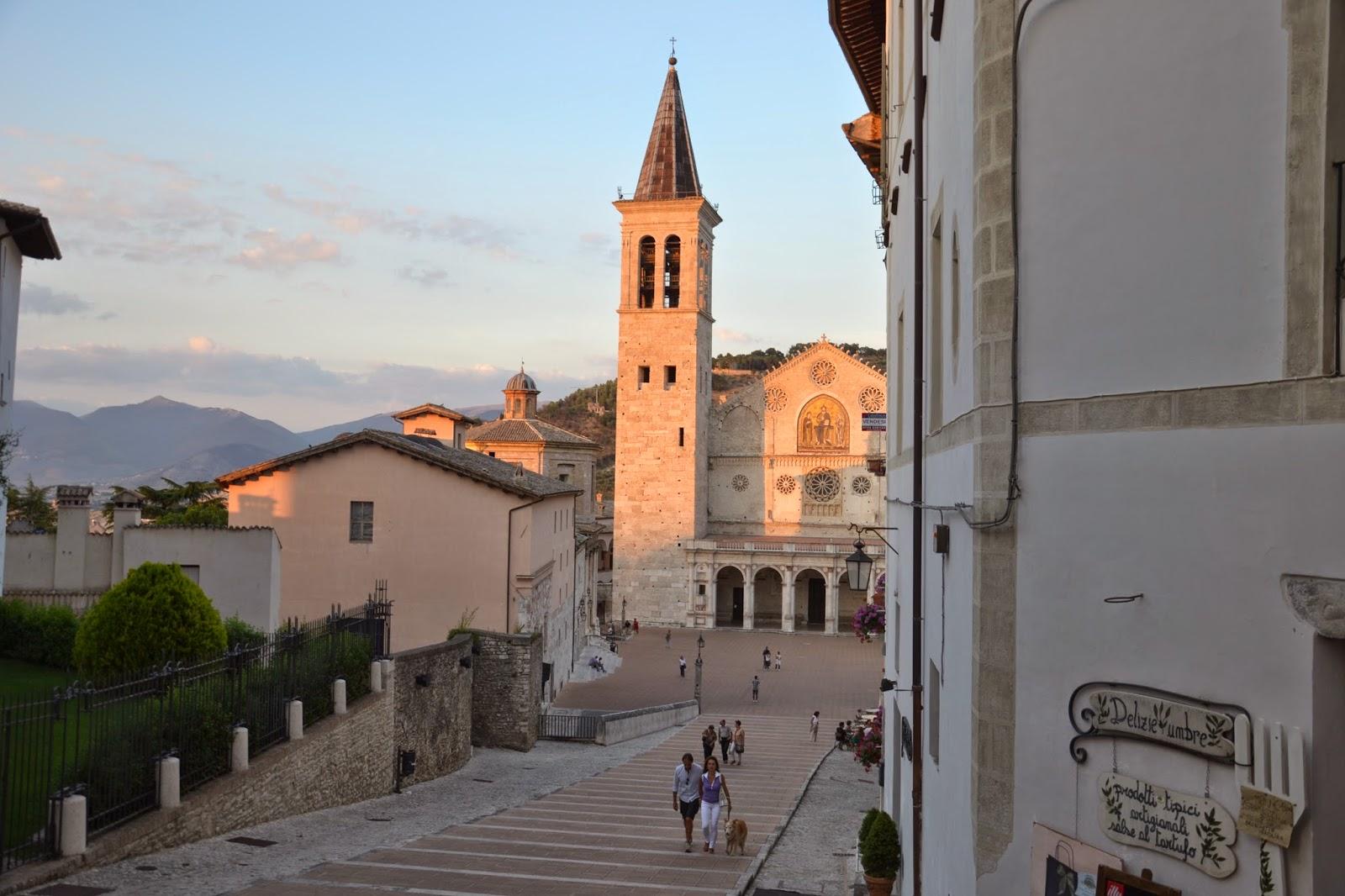 Duomo spoleto - duome