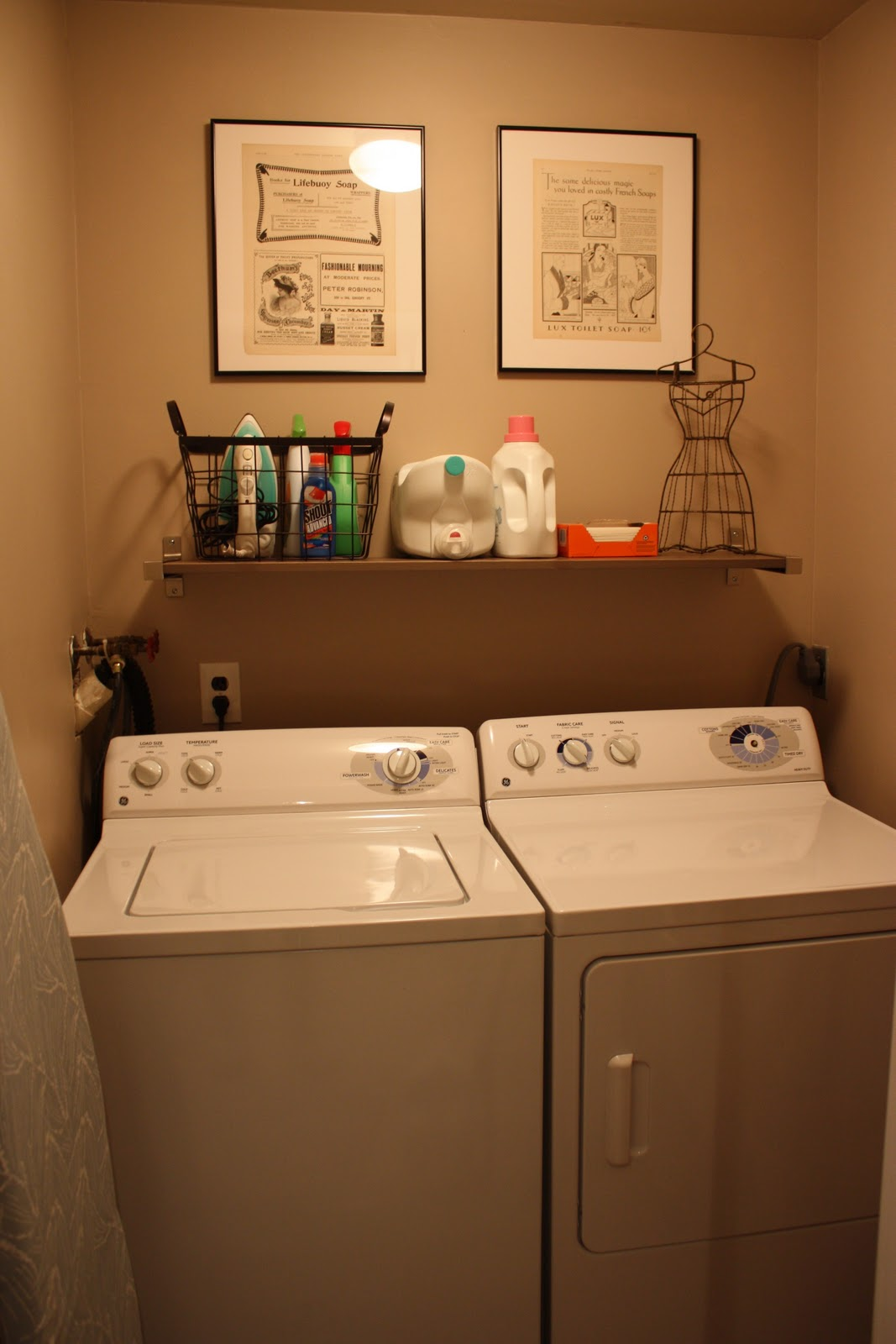 Laundry Room Picture Frames A Simple Kind Of Life Laundry Room Art