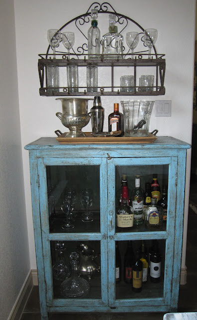 gallery for diy bar cabinet